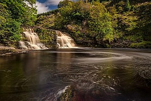 """Crammel Linn"" by Mike McHarg Morton PS"