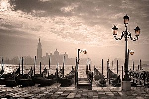 """Venice Dawn"" by Arthur Smith"