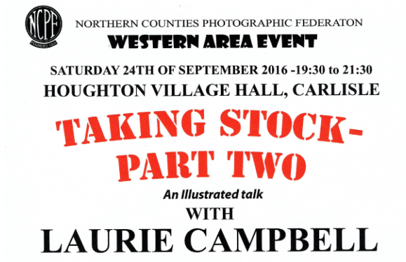 Laurie Campbell at Houghton