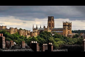"""Durham Cathedral"" by Erick Hall"