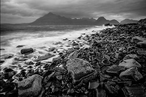 """Elgol Beach"" by Chris Morton"