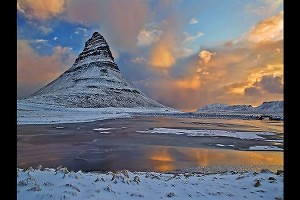 """Kirkjufell, Iceland"" by John Webster"