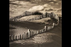 """Winter Dunes"" by Alan Brown"