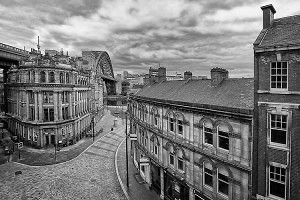 """Newcastle by Barry Turnbull Hexham PS"