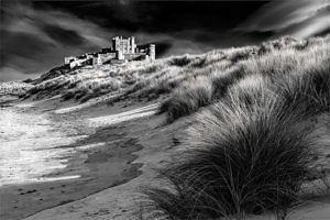 """Bamburgh"" by Alan Carr Cramlington CC"