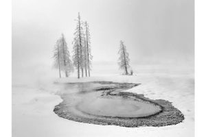 """Yellowstone Thermal Pool"" by Julie Walker Keswick PS"
