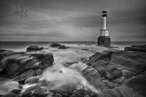 """Lighthouse"" by Phil Thompson"