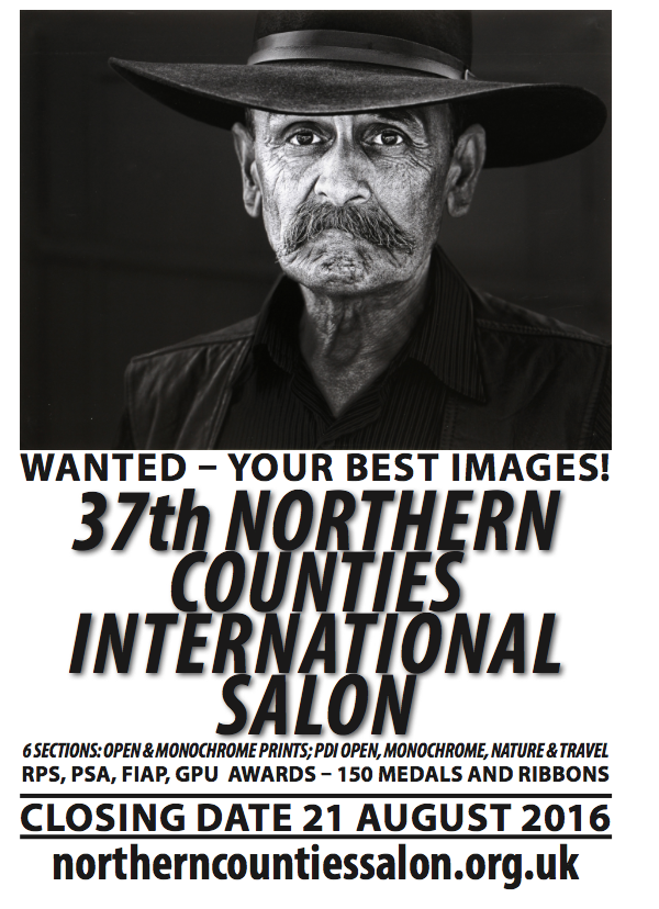 37th Northern Counties International Salon Open For Entries