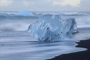 """Beached Iceberg"" by Keith Snell"
