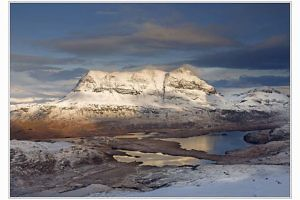 """Evening Light - Cul Mor"" by John Macfarlane"
