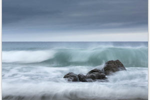 """Cape Wrath Rocks and Waves"" by John MacFarlane"